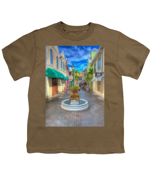 Classic Hdr Fountain Youth T-Shirt