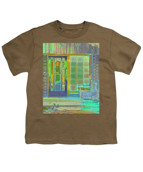 Cottage Porch Youth T-Shirt