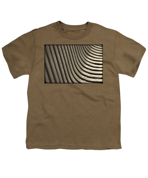 Youth T-Shirt featuring the photograph Curves I. by Clare Bambers