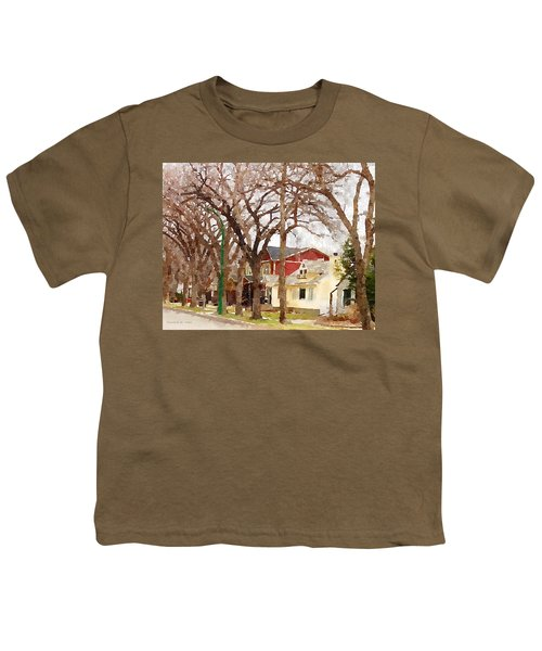 Early Spring Street Youth T-Shirt
