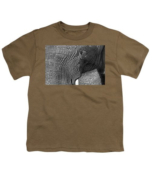 Elephant.. Dont Cry Youth T-Shirt