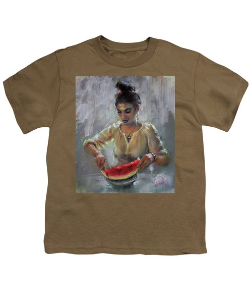 Erbora With Watermelon Youth T-Shirt