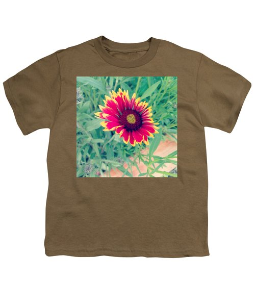 Fire Daisy Youth T-Shirt