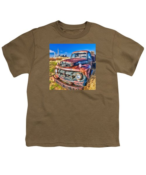Looking For Work Youth T-Shirt