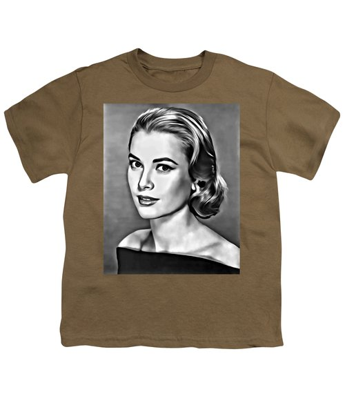 Grace Youth T-Shirt by Florian Rodarte