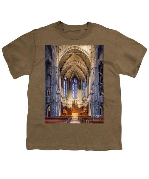 Heinz Chapel - Pittsburgh Pennsylvania Youth T-Shirt