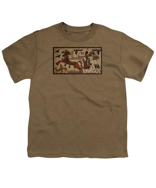 Hunting Scene Youth T-Shirt