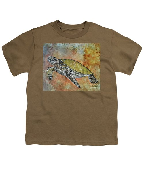 Kauila Guardian Of Children Youth T-Shirt