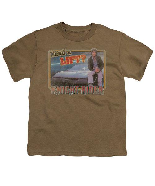 Knight Rider - Lift Youth T-Shirt