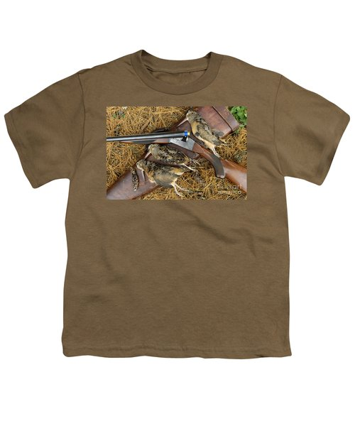 Lefever And Timberdoodle - D004023 Youth T-Shirt by Daniel Dempster