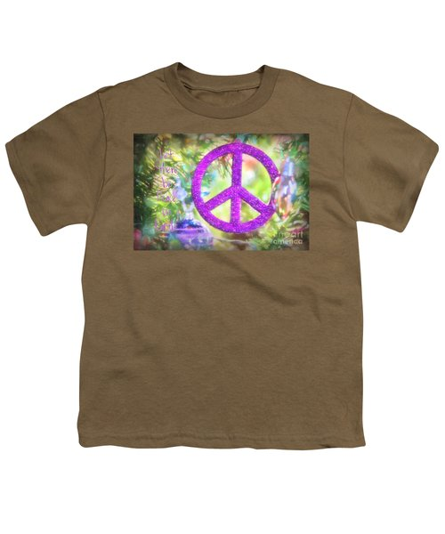 Let There Be Peace On Earth Youth T-Shirt