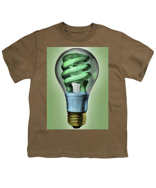 Light Bulb Youth T-Shirt