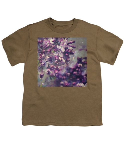 Lilac Youth T-Shirt