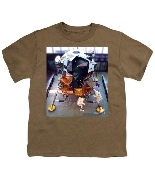Lunar Module Youth T-Shirt