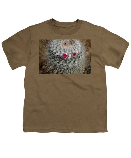 Mammillaria Geminispina Youth T-Shirt