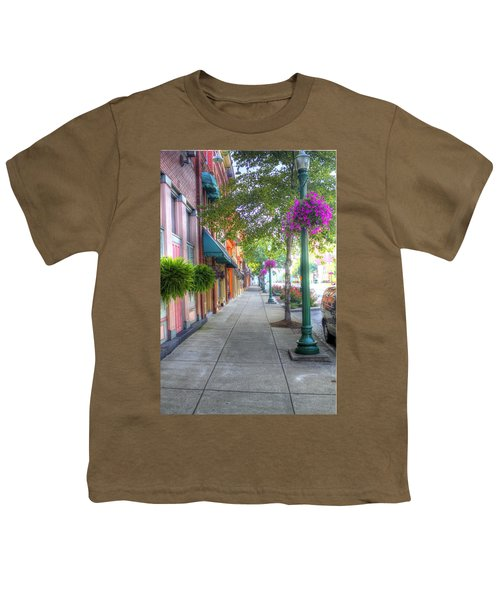 Marietta Sidewalk Youth T-Shirt