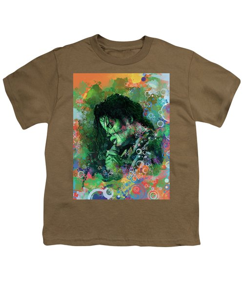 Michael Jackson 15 Youth T-Shirt