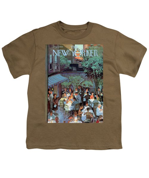 New Yorker August 2nd, 1958 Youth T-Shirt