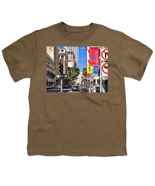 Nob Hill - San Francisco Youth T-Shirt