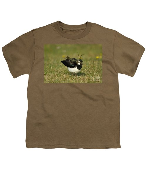 Northern Lapwing Youth T-Shirt