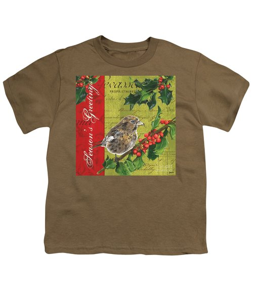 Peace On Earth 1 Youth T-Shirt