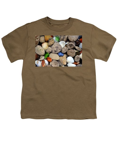 Petoskey Stones Lll Youth T-Shirt