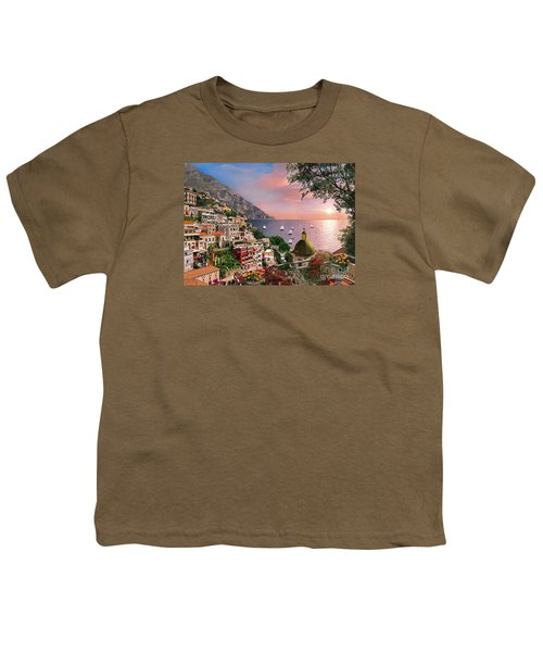 Positano Youth T-Shirt