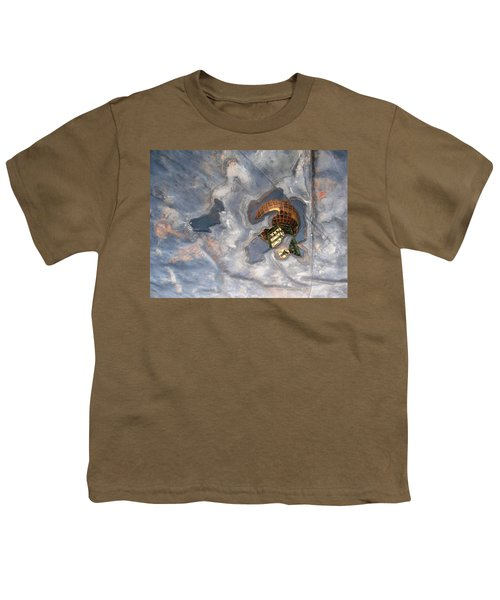Puddle Of Sunsphere Youth T-Shirt