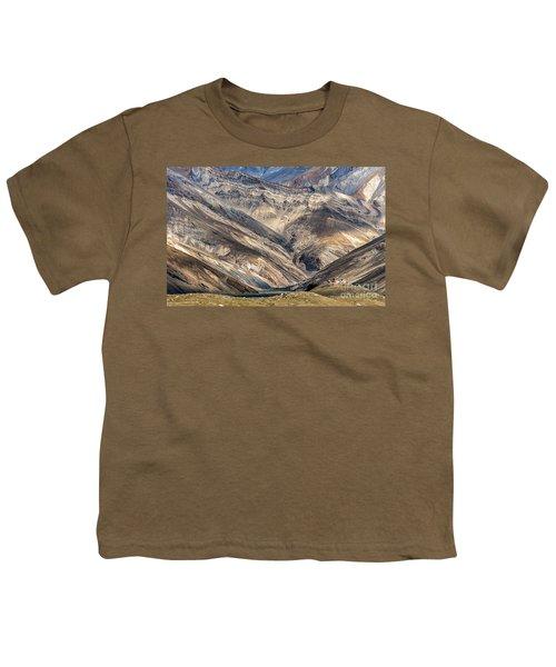 Rangdum Monastery, Rangdum, 2006 Youth T-Shirt by Hitendra SINKAR