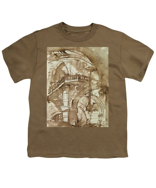 Roman Prison Youth T-Shirt