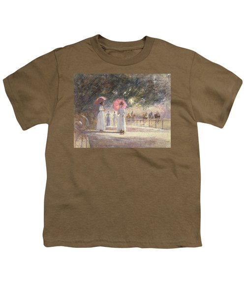 Rotten Row Youth T-Shirt by Harry Fidler
