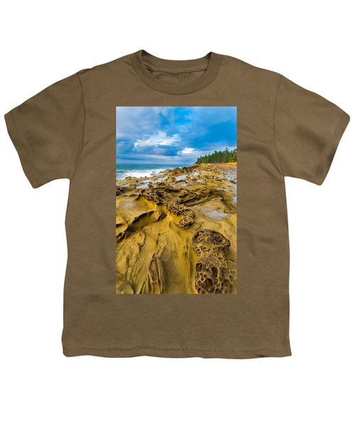 Shore Acres Sandstone Youth T-Shirt