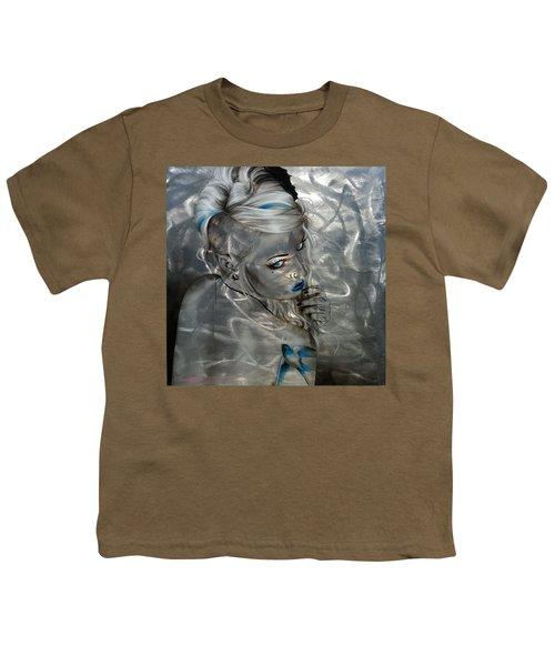 Silver Flight Youth T-Shirt