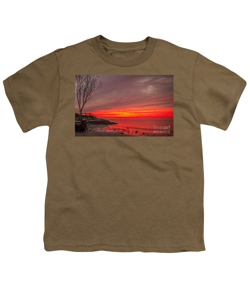 Sky Fire Youth T-Shirt