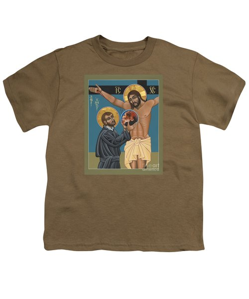 St. Ignatius And The Passion Of The World In The 21st Century 194 Youth T-Shirt