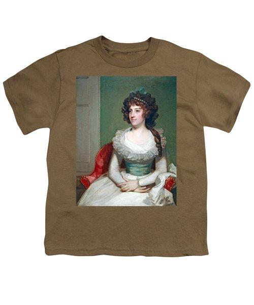 Stuart's Matilda Caroline Cruger Youth T-Shirt