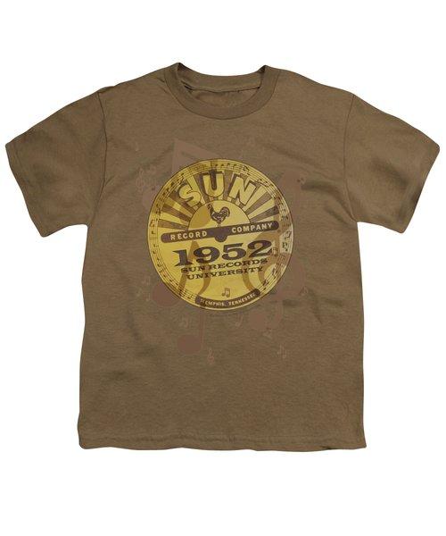 Sun - Logo Music Youth T-Shirt