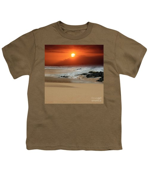 The Birth Of The Island Youth T-Shirt by Sharon Mau