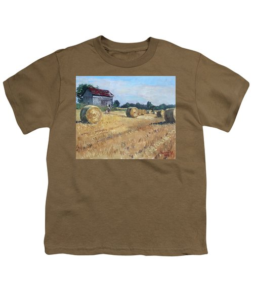 The Old Barns In Georgetown On Youth T-Shirt