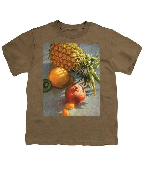 Tropical Fruit Youth T-Shirt