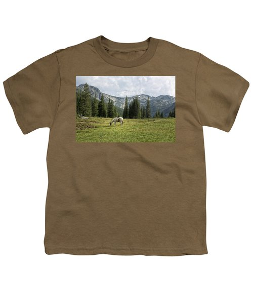 Wallowas - No. 2 Youth T-Shirt