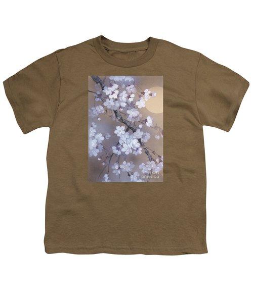 Yoi Crop Youth T-Shirt by Haruyo Morita