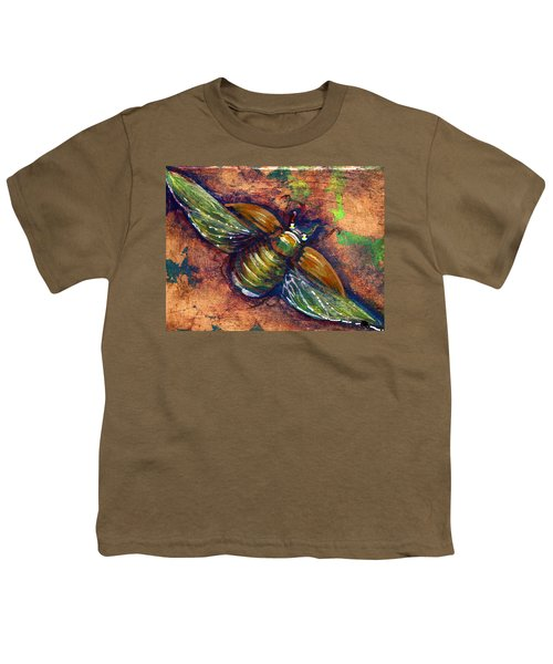 Copper Beetle Youth T-Shirt