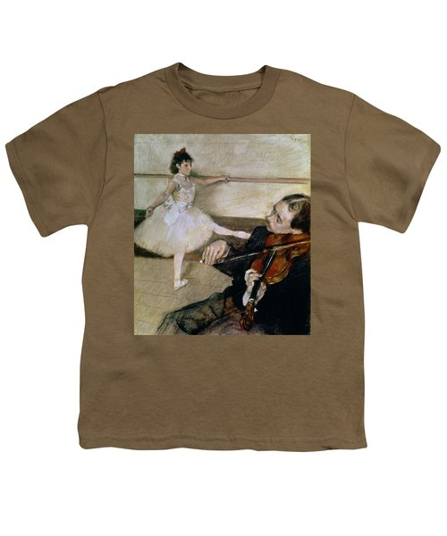 The Dance Lesson Youth T-Shirt