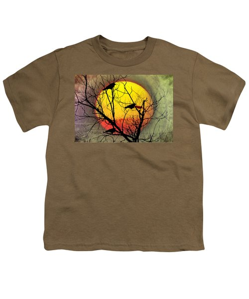 Three Blackbirds Youth T-Shirt