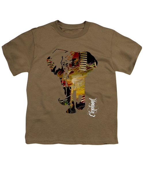 Elephant Collection Youth T-Shirt