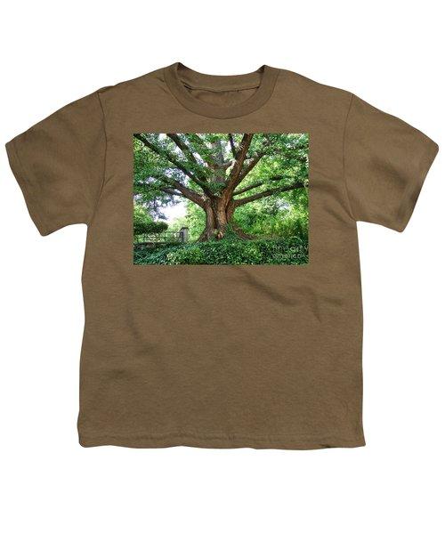 Inwood Ginkgo  Youth T-Shirt