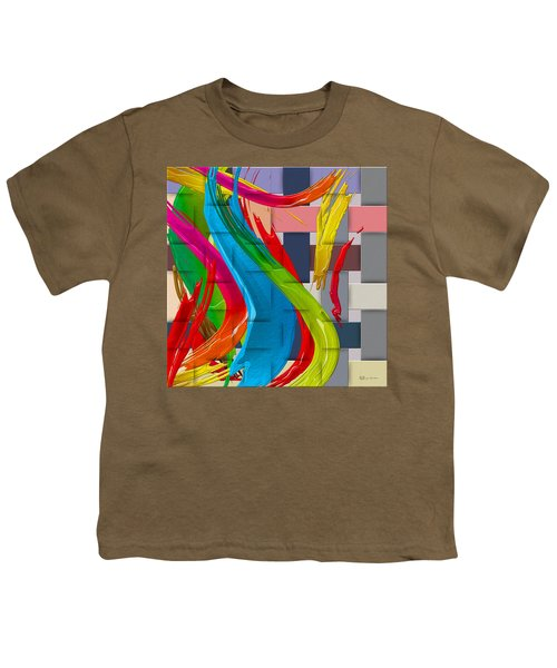 It's A Virgo - The End Of Summer  Youth T-Shirt by Serge Averbukh