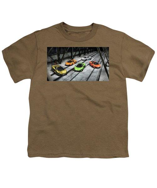 Mclaren Youth T-Shirt