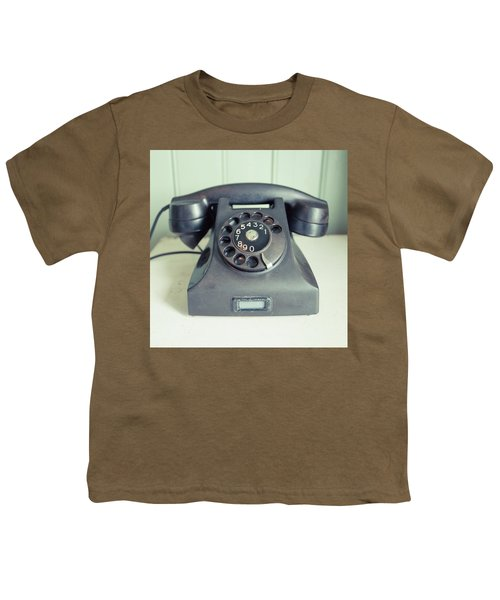 Old Telephone Square Youth T-Shirt